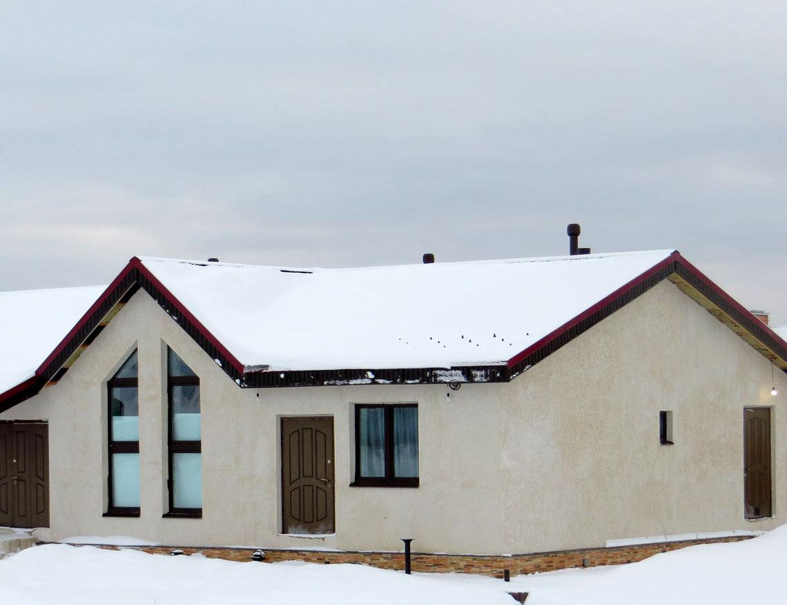 Расценки на комплектацию дома из пеноячеистых блоков