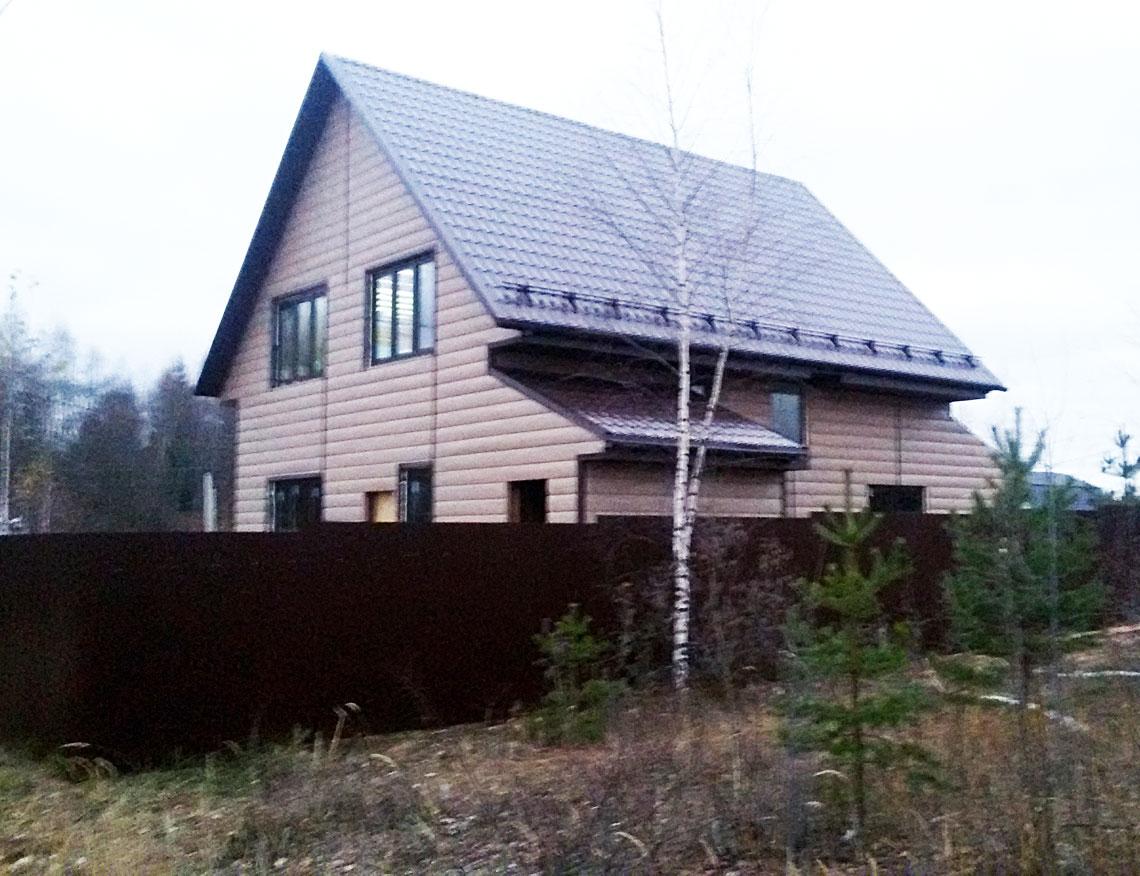 Расценки на комплектацию каркасного дома