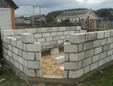 строительство дома из пеноблоков под ключ цены, дом из блоков, дом из блоков проекты, строительство дома из пеноблоков
