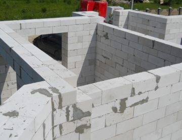Пенобетонный блок для строительства дома